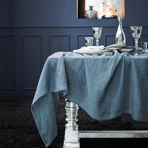 Leinen Tischdecke by Leinen Tischdecke Washed Look 150x250 Cm