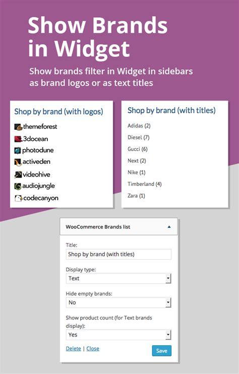 Ultimate Woocommerce Brands Plugin  Codeholdernet