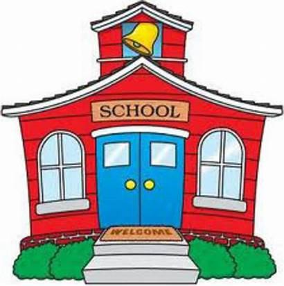 Clipart Building Schools College Escuela Advertisement Education