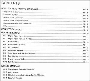 1992 Nissan Stanza Wiring Diagram Manual Original