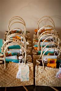 Diy hawaii destination wedding welcome bags afterglobe for Destination wedding gift bags
