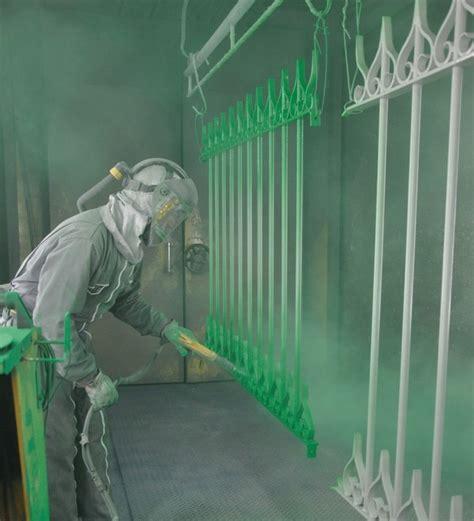 peinture poudré anm traitement de surface anticorrosion