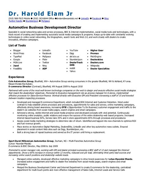 Automotive Resumes by Automotive Resume