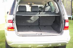 Coffre Mercedes Classe A : volume coffre mercedes ml 320 ~ Gottalentnigeria.com Avis de Voitures