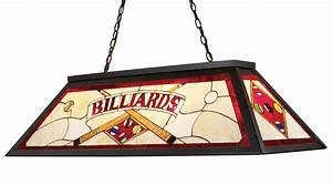 elk lighting 70053 4 tiffany stained glass pool table light With 4 lamp pool table lights