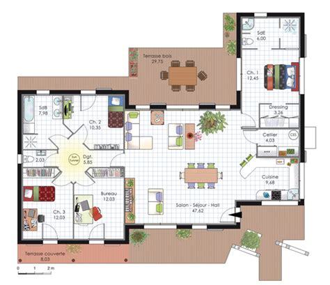formation cuisine guadeloupe plan de maison d 39 architecte plans maisons