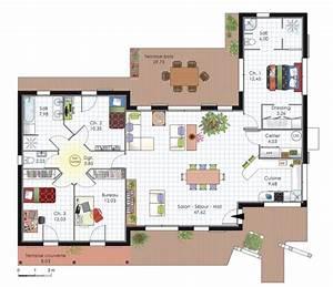 Plan de maison d'architecte Plans & maisons