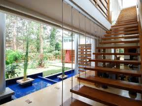 open concept home plans modern open concept house in bangalore idesignarch interior design architecture interior
