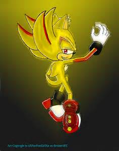 Sonic and Super Shadow the Hedgehog