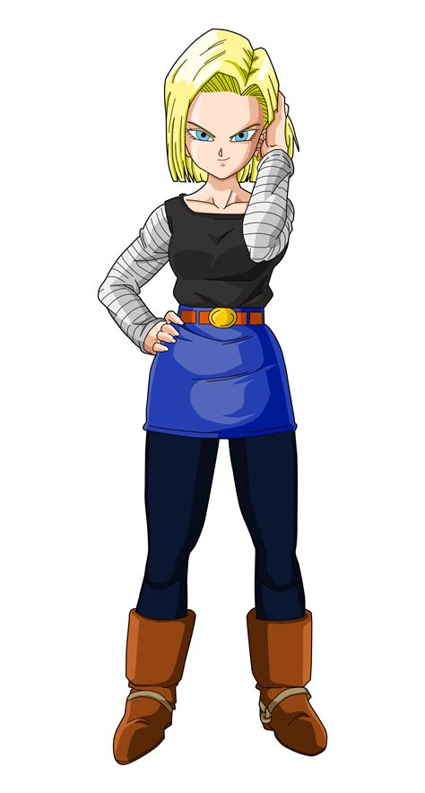 Android 18 Heroes Wiki Fandom Powered By Wikia