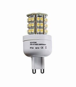 Ampoule Led G9 Blanc Froid : ampoule led g9 48smd5050 3w 250 320lm blanc froid 360 ~ Melissatoandfro.com Idées de Décoration
