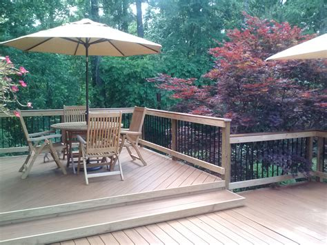 which composite decking is right for you pvc capstock or