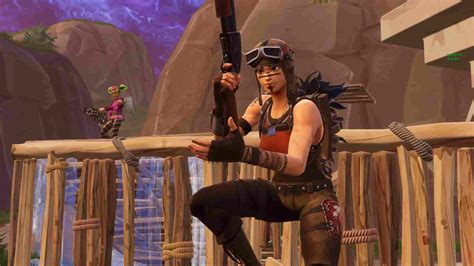 raider renegade fortnite wallpapers skin computer skins gameplay backgrounds found fortnitebr outfit