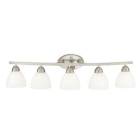 patriot lighting 174 32 quot seattle brushed nickel led vanity