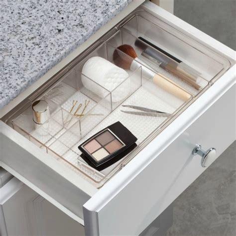 bathroom drawer organizer ideas solutions