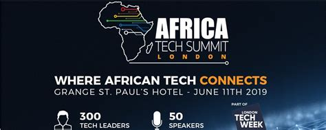 africa tech summit london   africa technology summit