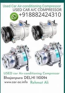 Used Auto Car Ac Compressor  Capacity  110cc  Rs 8000   Piece