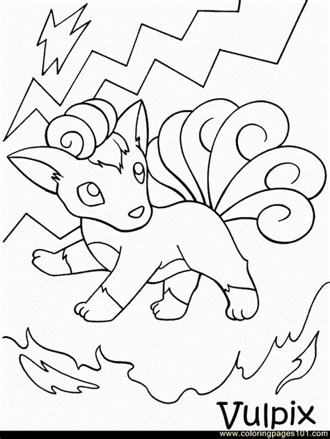 fire pokemon coloring page  fire pokemon coloring
