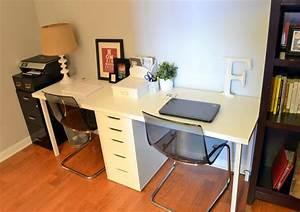 Ikea Tischplatte Linnmon : casey 39 s apartment one month in drawer unit craft space and girl craft ~ Eleganceandgraceweddings.com Haus und Dekorationen