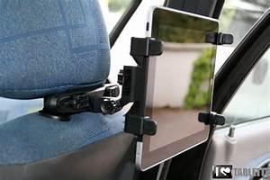 Support Tablette Voiture Norauto : support voiture pour ipad et tablettes tactiles l 39 appui t te izen ~ Farleysfitness.com Idées de Décoration