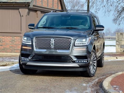 2019 Lincoln Navigator Luxury At Its Best