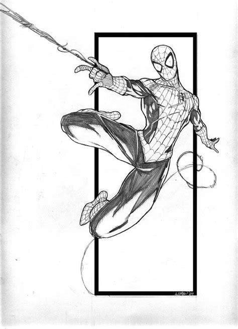 Spiderman Swinging | Spiderman tattoo, Spiderman art