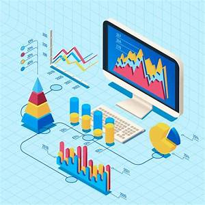 Isometric Finance Data Analysis  Market Position   Web