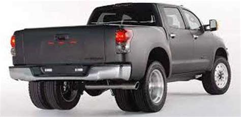 toyota tundra diesel concept trucks suv reviews