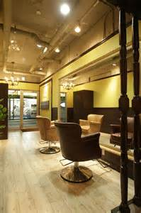 salon interior design ideas hair space decor designs tokyo japan follow