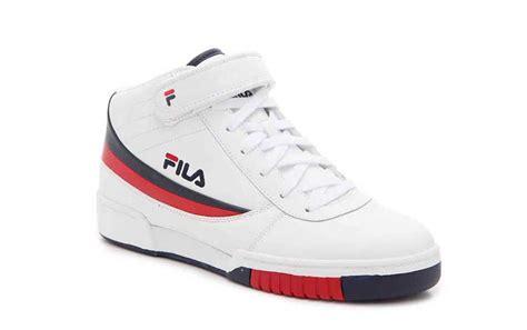 Sepatu Fila Italia rekomendasi merk sepatu basket yang bagus dengan harga