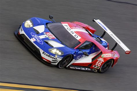 Ford Gt Drivers For 2016 United Sportscar Championship