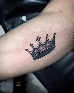 Crown Tattoos For Men