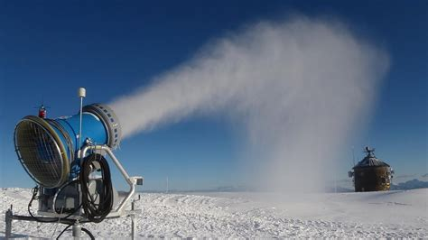 Video: These microbes are key to making artificial snow