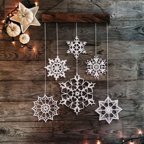 christmas snowflakes decorations snowflake decoration ideas celebration all about