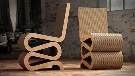 histoire de la chaise histoire de design the wiggle side chair par frank gehry