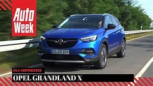 Opel Grandland X Rot : opel grandland x autoweek review youtube ~ Jslefanu.com Haus und Dekorationen