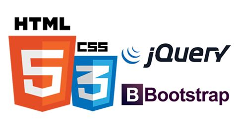 Html5, Css3, Jquery & Bootstrap Online Training Course