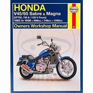 1987 Honda Vf700c Magna Service Repair Manual Download