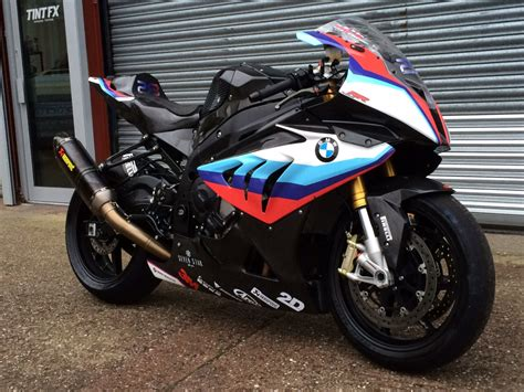 Bmw S1000rr Custom Race Wrap And Decals Design