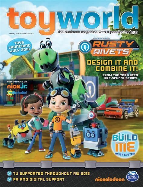 Toy World January 2018 by TOYWORLD MAGAZINE Issuu