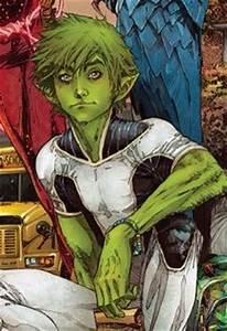 Why Is Beast Boy Green Again, New 52 | Comics Amino