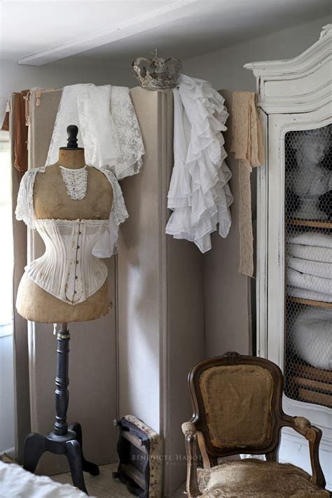 ambiance romantique chambre buste ancien dentelle chambre ambiance douce romantique et