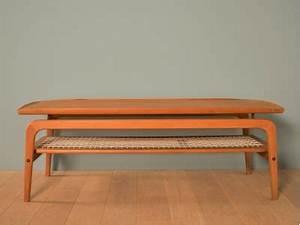Table Basse Scandinave Vintage : table basse vintage scandinave arne olsen maison simone nantes ~ Teatrodelosmanantiales.com Idées de Décoration