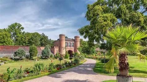 Botanischer Garten Karlsruhe Hd Youtube