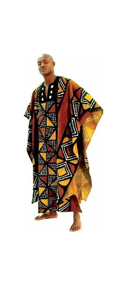African Boubou Grand Clothing Clothes Traditional Mudcloth