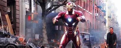 Thanos Iron Infinity War Thor Vision Avengers