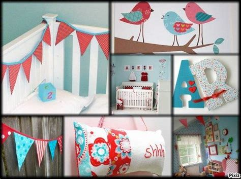 diy chambre bébé déco rétro chambre bébé chambre bébé décoration nursery
