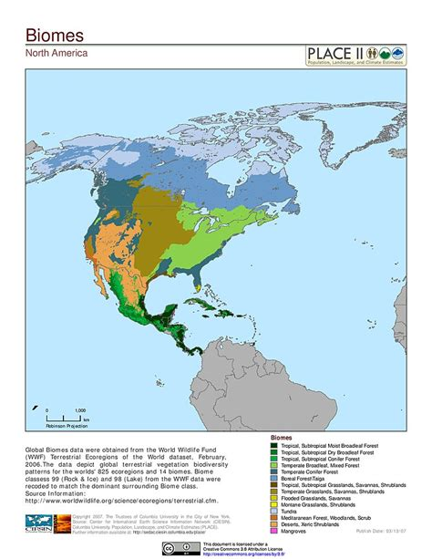 Maps » Population, Landscape, And Climate Estimates (place), V2 Sedac