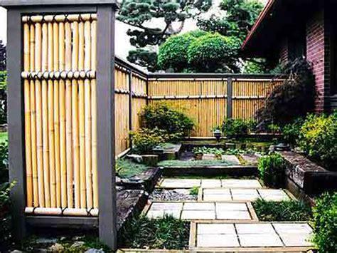 Bamboo Garden Fence Design wall decor bamboo fence styles bamboo fence design