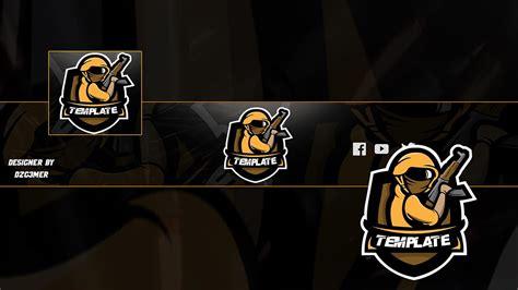 gfx  csgo logo banner avatar template